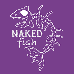 Naked Fish E-liquid Logo