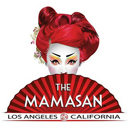The Mamasan E-liquid Logo