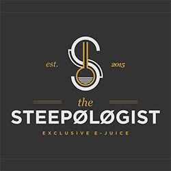The Steepologist Exclusive E-juice Logo
