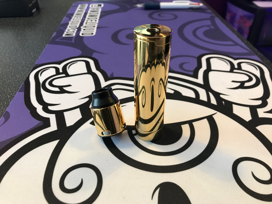 Geekvape Gold Plated Tsunami Mech Kit