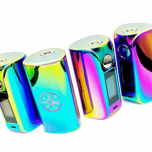 Array of Asmodus Minikin 2 Box Mod's in Rainbow