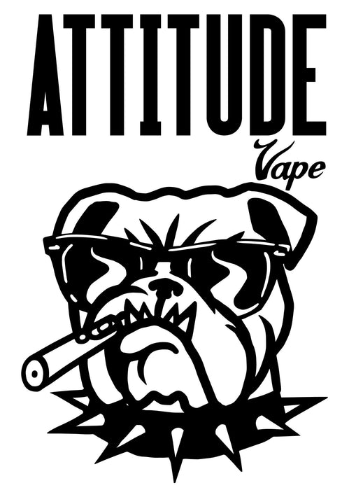 Old Dog E-liquid Logo by Attitude Vape