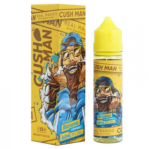 Cush Man Series Mango Banana 60ml by Nasty Juice