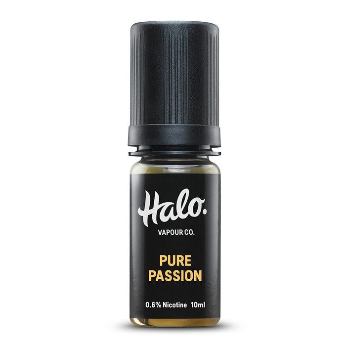 10ml E-liquid Bottle of Pure Passion by Halo