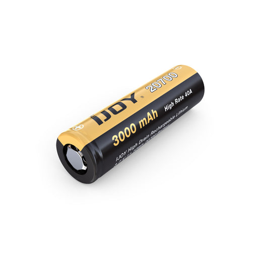 iJoy 20700 3000mAh 40amp Battery - Flat Top