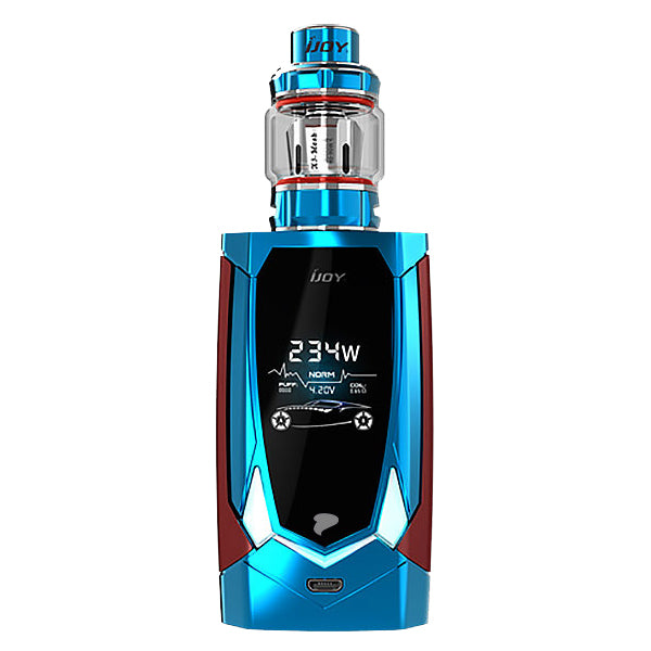 iJoy Avenger 270 Kit Mirror Blue