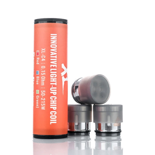 iJoy Limitless XL-C4 Light-up Chip 0.15 Ohm Coils (3 Pack)