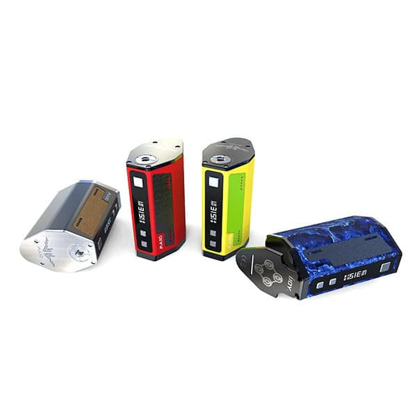 Maxo Quad 18650 Box Mod by iJoy