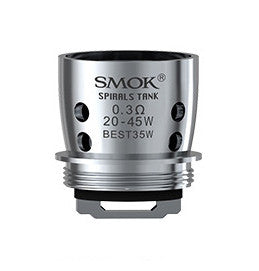 Smok Spirals Tank Replacement Coils (5 Pack)