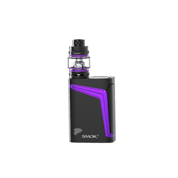 Smok V-Fin Kit Black Purple