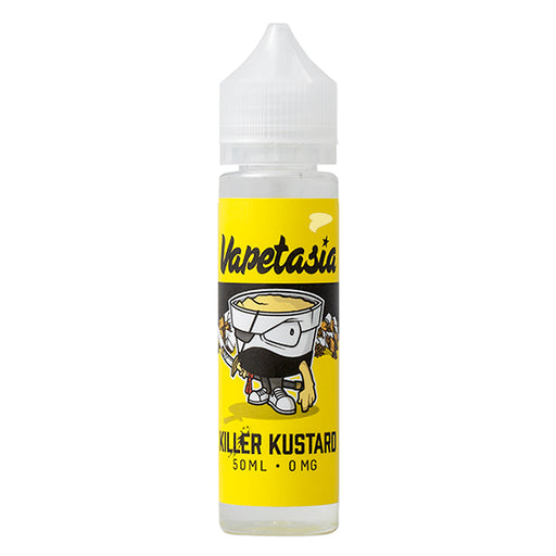 Vapetasia Killer Kustard 50ml Shortfill