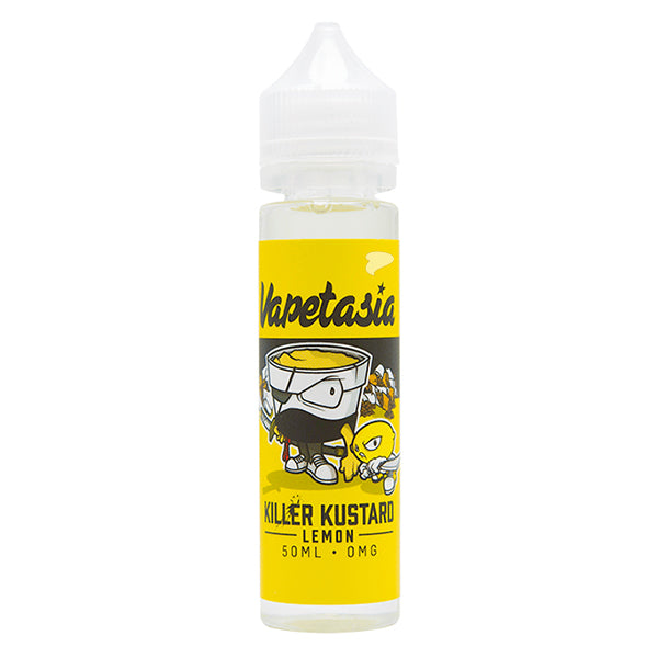 Vapetasia Killer Kustard Lemon 50ml Shortfill