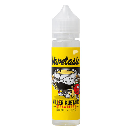 Vapetasia Killer Kustard Strawberry 50ml Shortfill