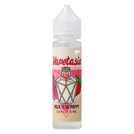 Vapetasia Milk of the Poppy 50ml Shortfill