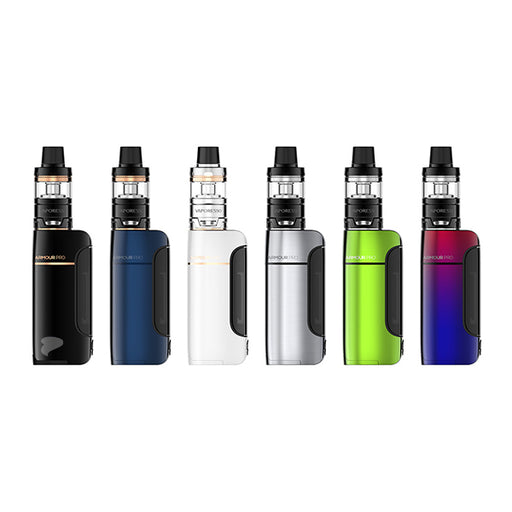 Vaporesso Armour Pro Kit complete with Cascade Baby Tank.