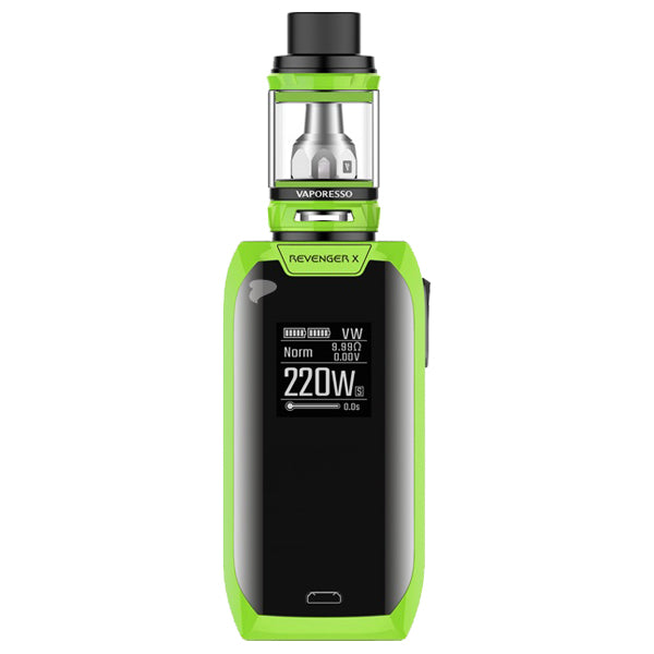 Vaporesso Revenger X Kit Green