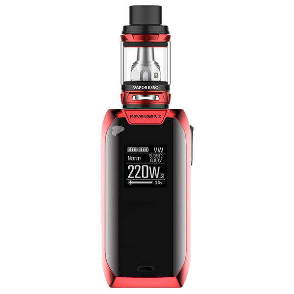 Vaporesso Revenger X Kit Red