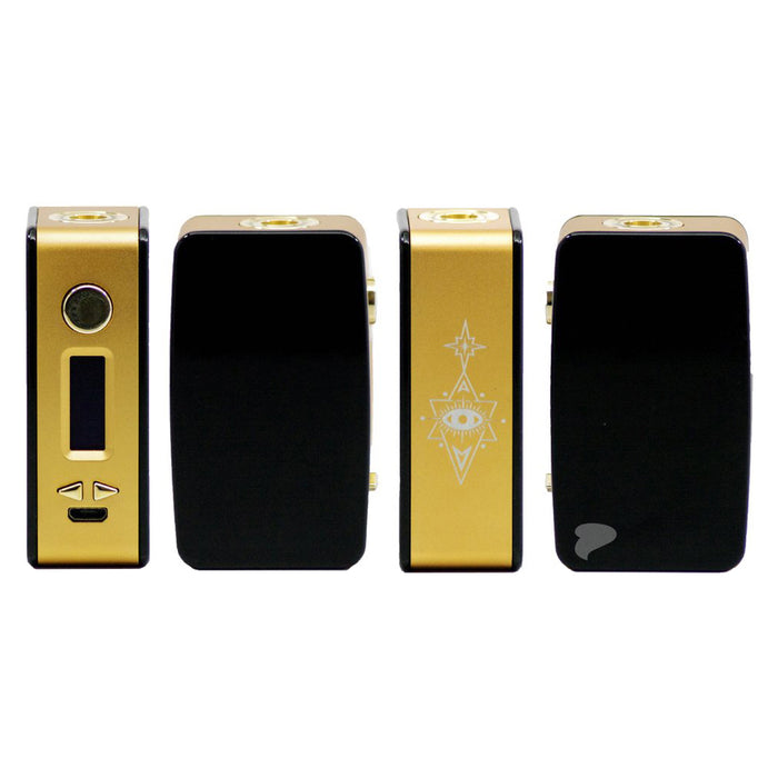 Four Sides of the Wake Mod Co. Littlefoot Box Mod