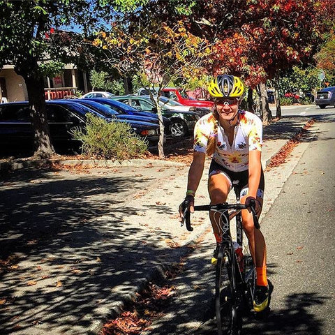 women's cycling apparel | Femme Velo and Alison Tetrick