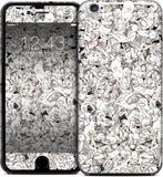 People You Dont Know iPhone Skin