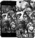 Orgy iPhone Case