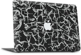 Truss-BW MacBook Skin