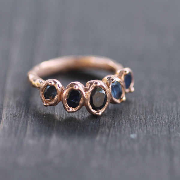 Mermaid Crown Ring