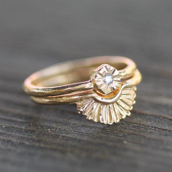 Little Sunrise Ring