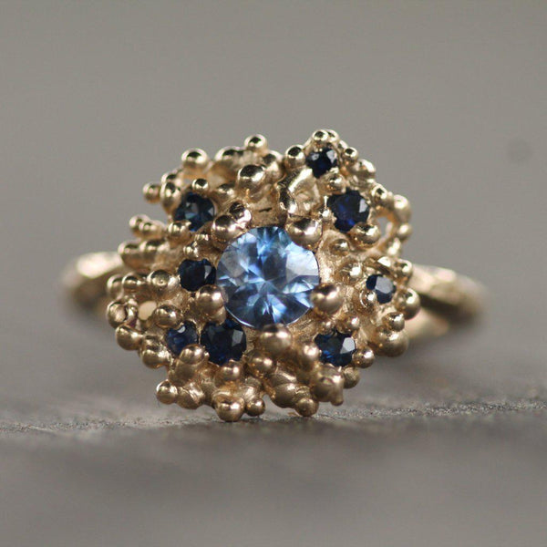 Ocean Night Ring