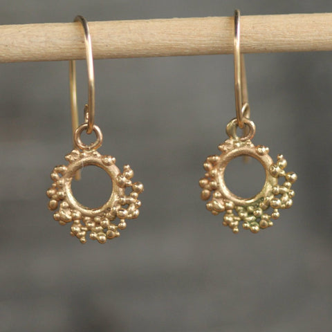 Russell Reef 14k Gold Earrings