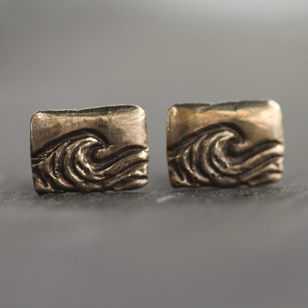 Tofino Break Cuff Links