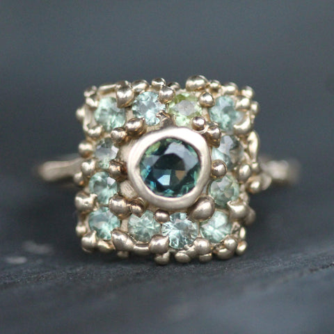 Maligne Lake-Ring-Emma Glover Designs