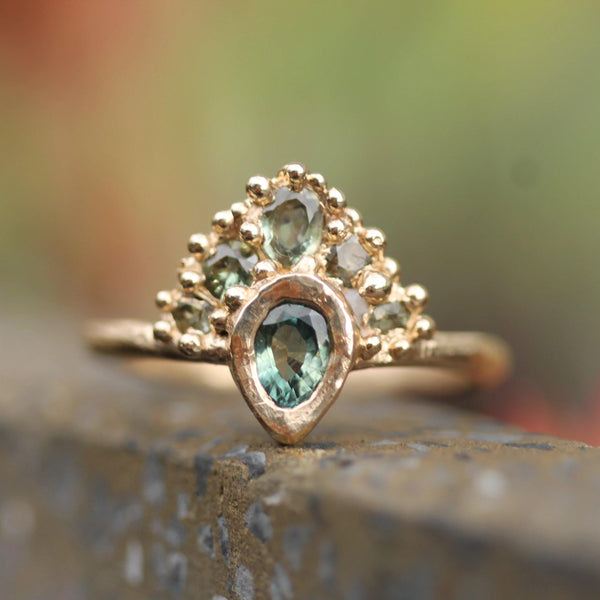 Crown Of Thorns Ring-Ring-Emma Glover Designs
