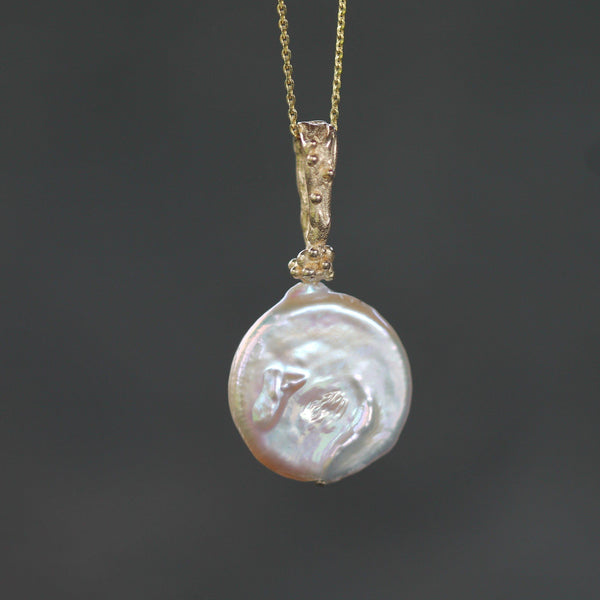 Mother Moon Pendant