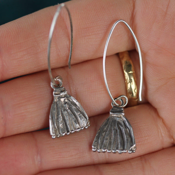 Lina Earrings-Earrings-Sterling Silver-Emma Glover Designs