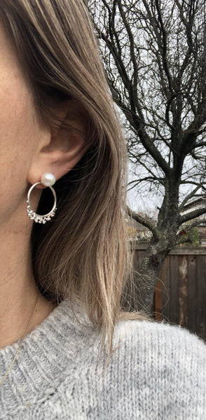 Russel Reef 2 in 1 Earrings