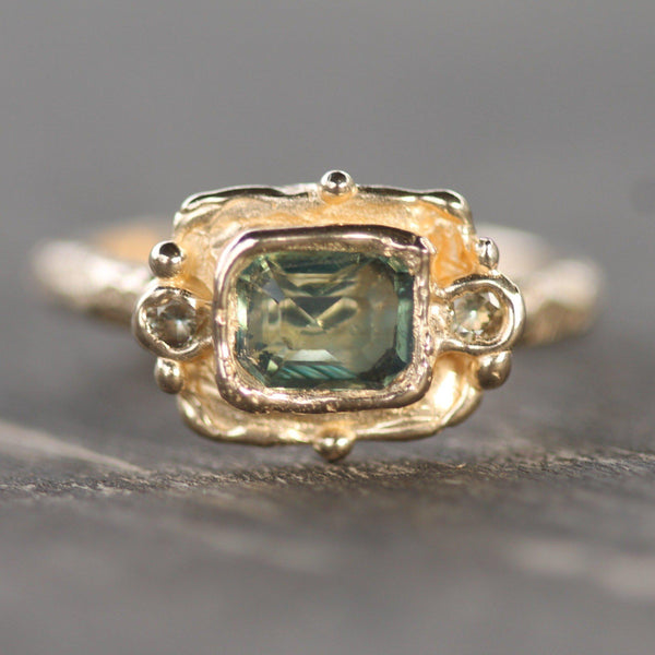 Island Baroque Ring
