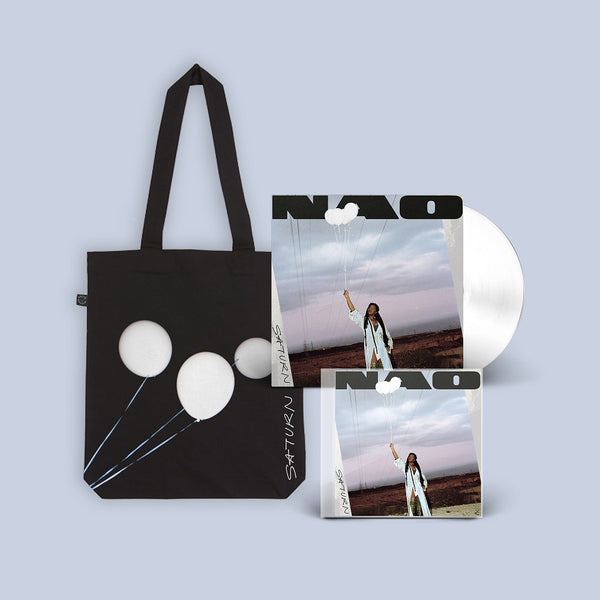 SATURN - CD + LP + TOTE