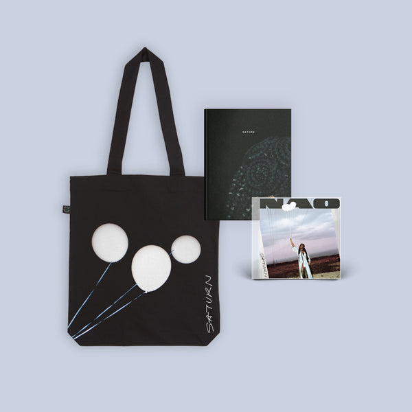SATURN - CD & BOOK & TOTE