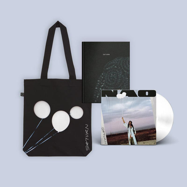 SATURN - LP & BOOK & TOTE