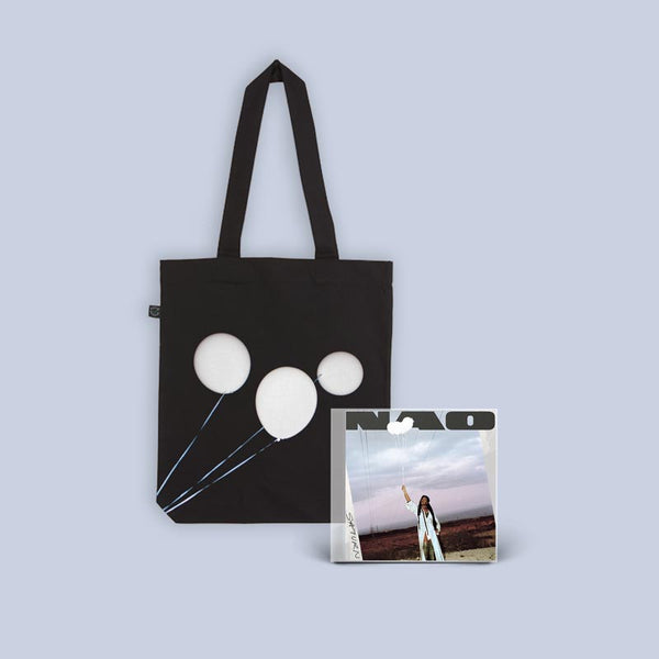 SATURN - CD + TOTE