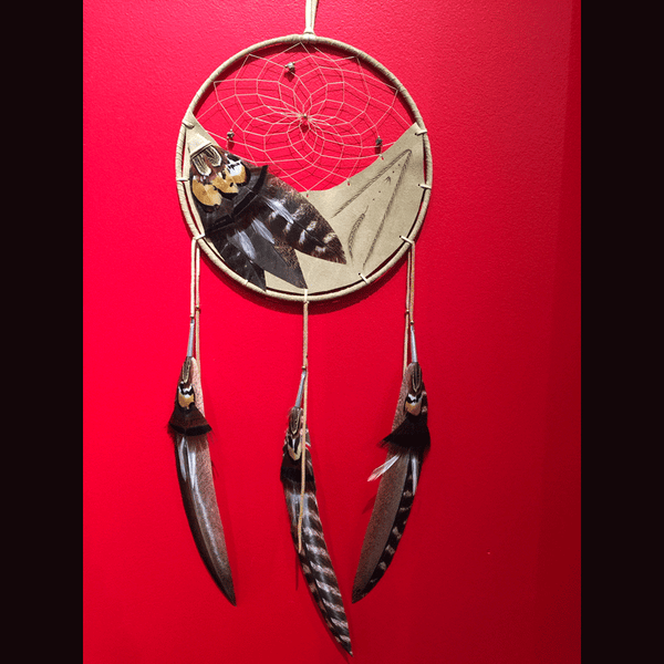 First Nations Dream Catchers