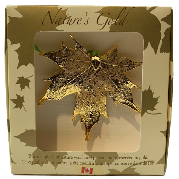 Canadian Gold Maple Leaves