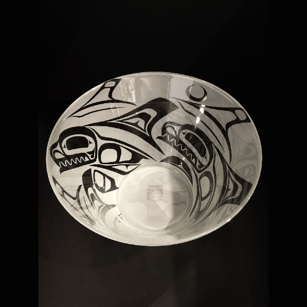 First Nations Glass Art