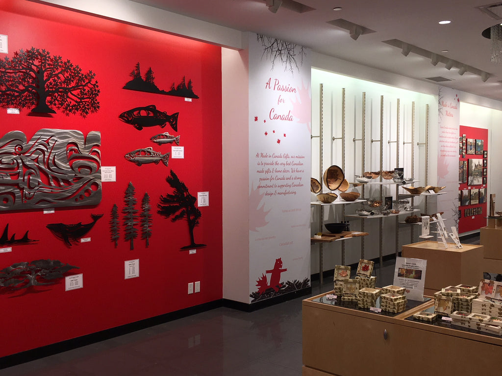 Made In Canada Gifts - Rideau Centre, Ottawa