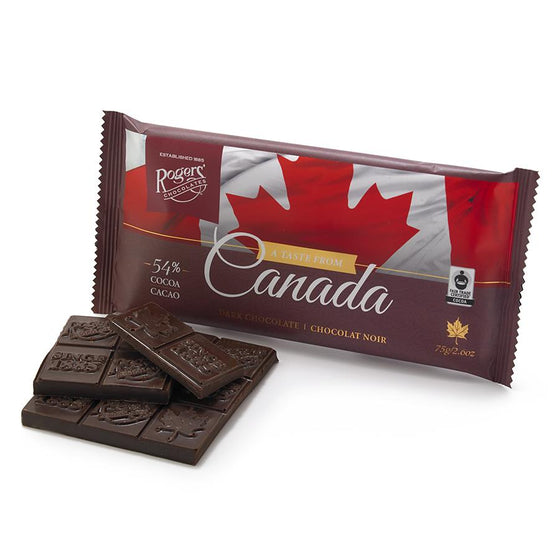 A Taste From Canada: Dark Chocolate