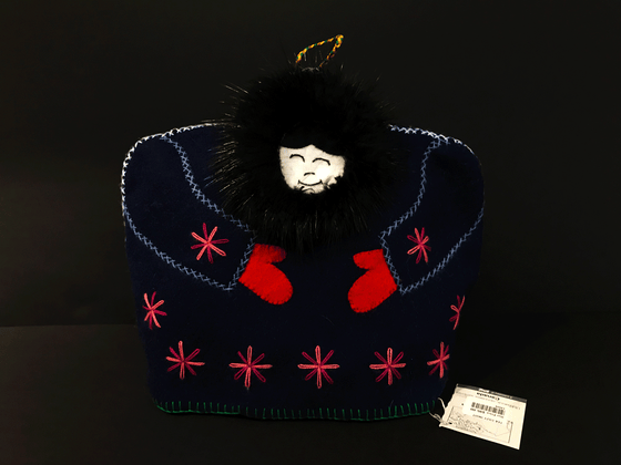 Inuit Tea Cozy - Navy