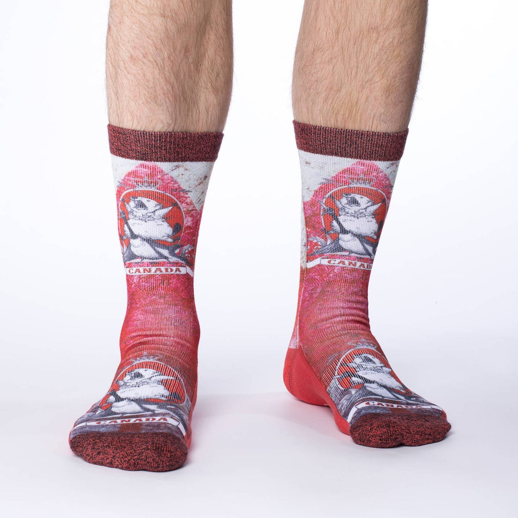 Men's Majestic Beaver Active Fit Socks