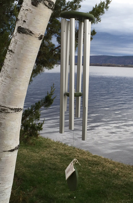 Super Pentatonic Chimes - Wind Chimes - Made In Canada Gifts