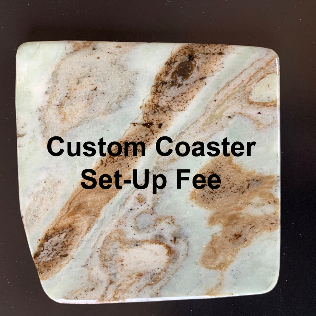 Custom Coaster Set-Up Fee